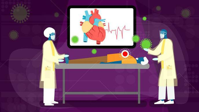 Cardiac Arrest, Poor Survival Rates Common in Sickest Patients with COVID-19