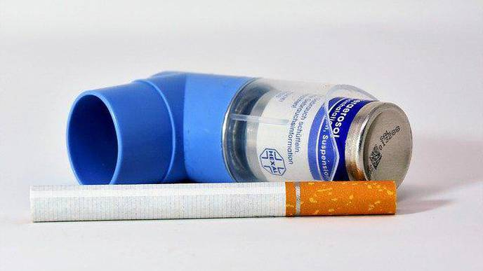 Steroid Inhalers/Pills for Asthma Linked to Heightened Risk of Brittle Bones & Fractures