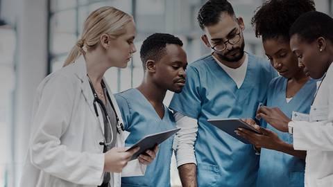 Conversations in Healthcare Workforce Disparities