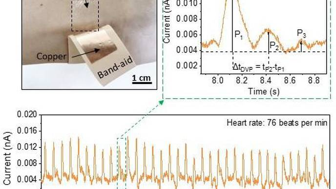 Invention Offers New Option for Monitoring Heart Health