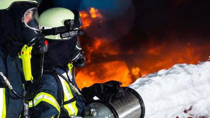 Volunteer Firefighters Have Higher Levels of 'Forever Chemicals'