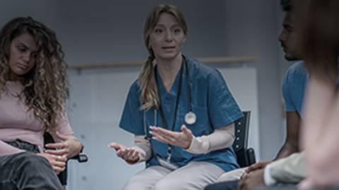 Engaging the Nursing Community in Treatment of Opioid Use Disorder