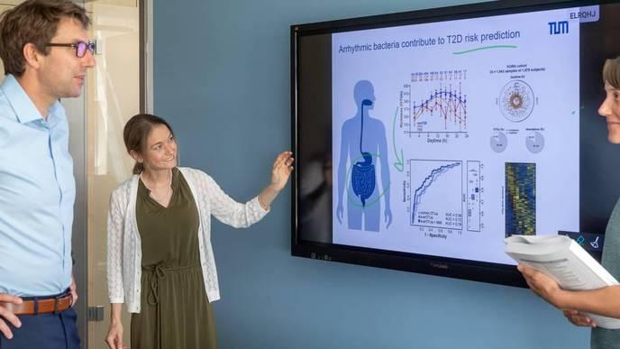 Gut Bacteria Improve Type 2 Diabetes Risk Prediction