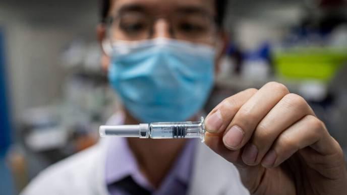 Producing a COVID-19 Vaccine for Widespread Use