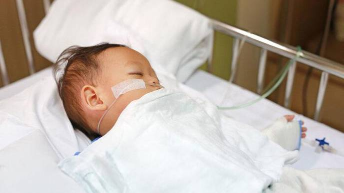 Study Predicts Which Kids Hospitalized with RSV Likely to Worsen