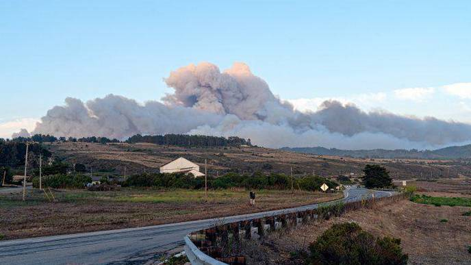 1st of Its Kind Study Links Wildfire Smoke to Skin Disease