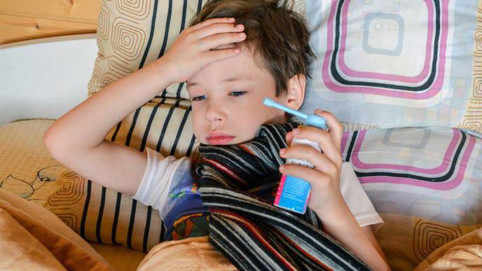 Frequent or Severe Headaches Can Make Kids Miss School, Perform Poorly
