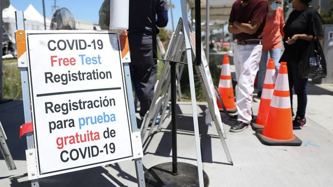 COVID-19 Deaths Skyrocketing Among Young & Working Age Latinos in California