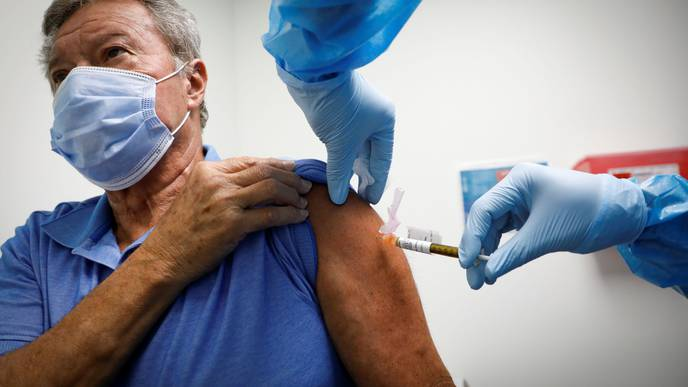 "COVID Vaccine Shots Won't Be 'A Walk in the Park,"" Doctors Say"