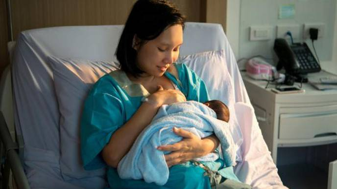 Consistent Nursing Care After Childbirth Boosts Breastfeeding Rates