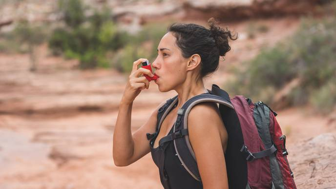 Steroid Inhalers/Pills for Asthma Linked to Increased Risk of Fractures