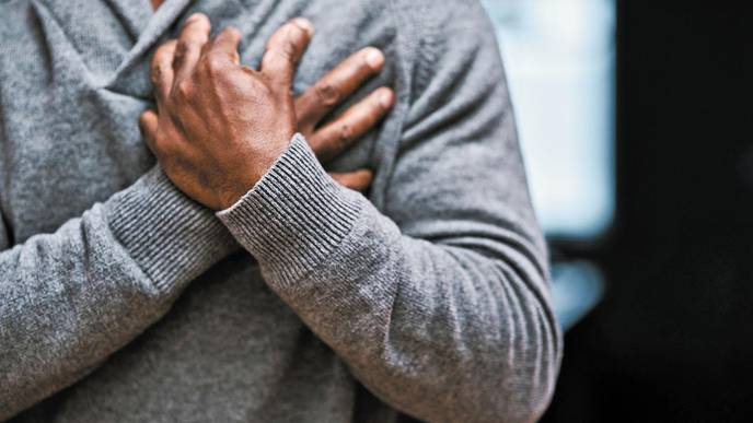 Report: Severe Bloating Can Be Mistaken for Heart Attack