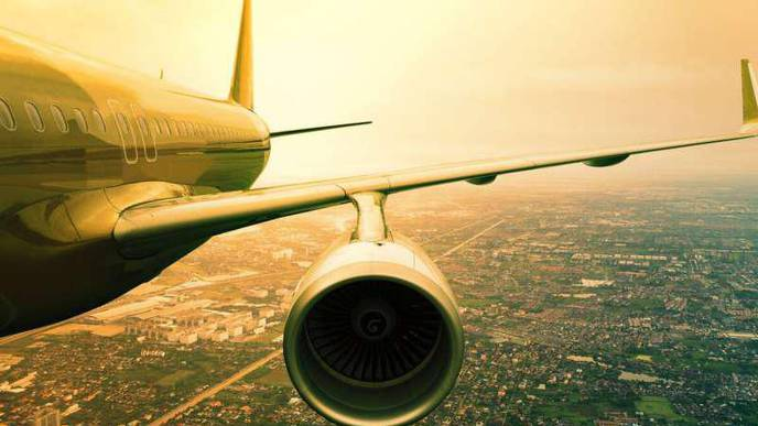 Airplane Noise at Night Can Trigger Cardiovascular Death