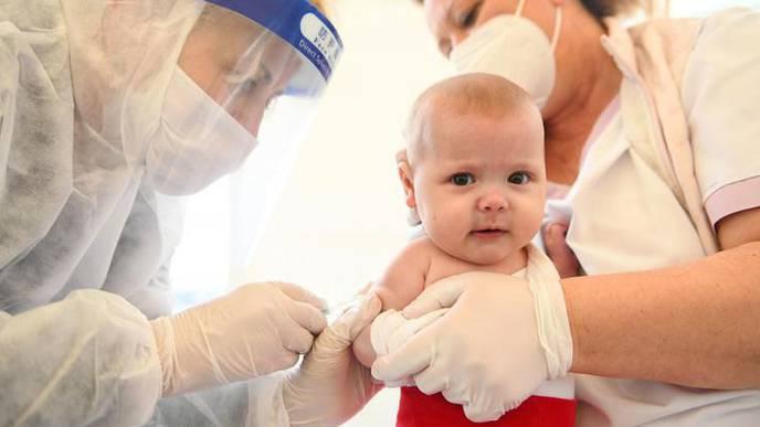 Pandemic Putting Immunization Gains at Risk, UN Agencies Warn
