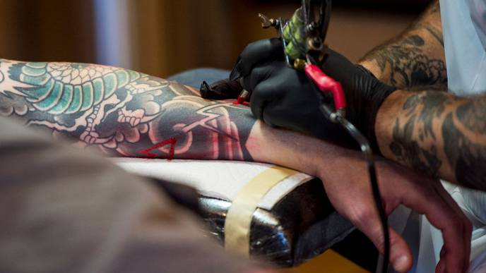 USC Viterbi Researchers Use Tattoo Ink to Find Cancer