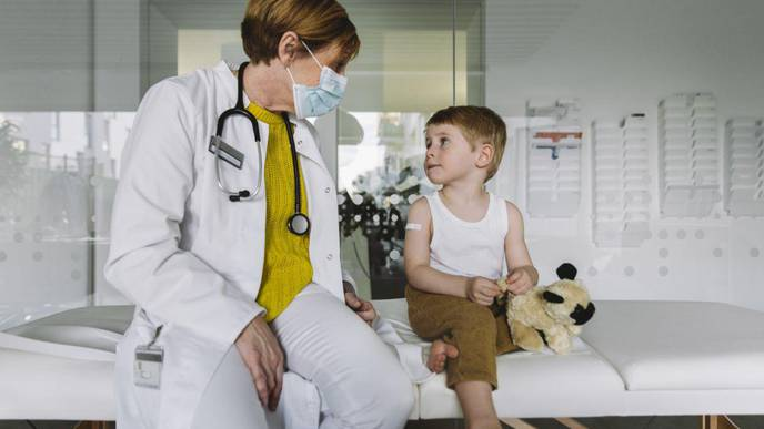 Skin Infections in Early Childhood Linked to Pediatric Psoriasis