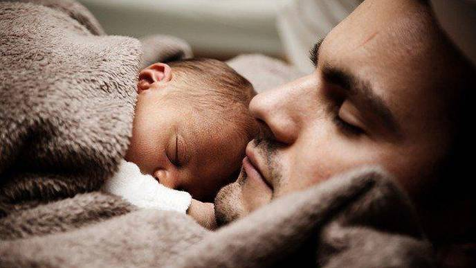 Parental Skin-to-Skin Contact Dampens Pain Responses in Newborn Baby's Brain